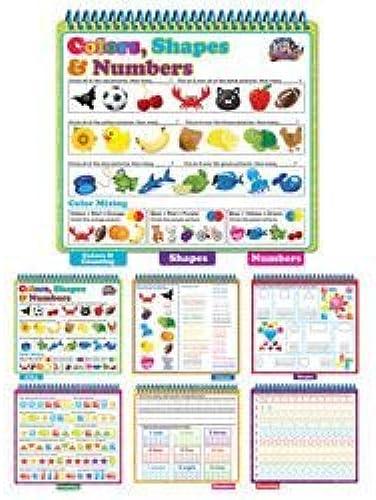 La actividad Smart Dudes Libro, formas y número
