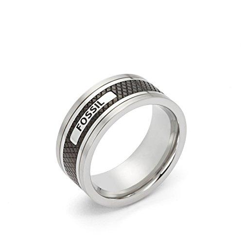 Fossil Herren-Ring Edelstahl Gr.66 (21.0) JF00888040-11,5