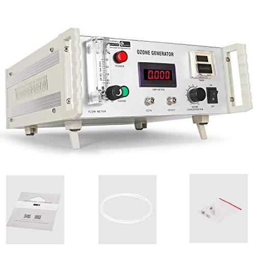 CGOLDENWALL Generatore di Ozono di Alta Purezza Medical Ozono Macchina Disinfezione Macchina per Ospedale Pharmazeutische Disinfettante Sterilizzazione Trattamento Acque Reflue (3g/h)