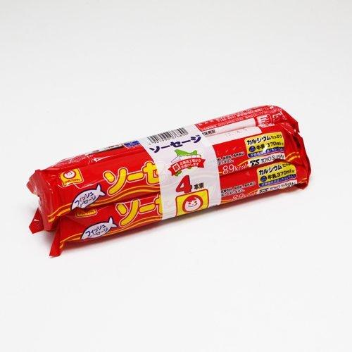 東洋水産 マルちゃん『ソーセージLサイズ 4本組』