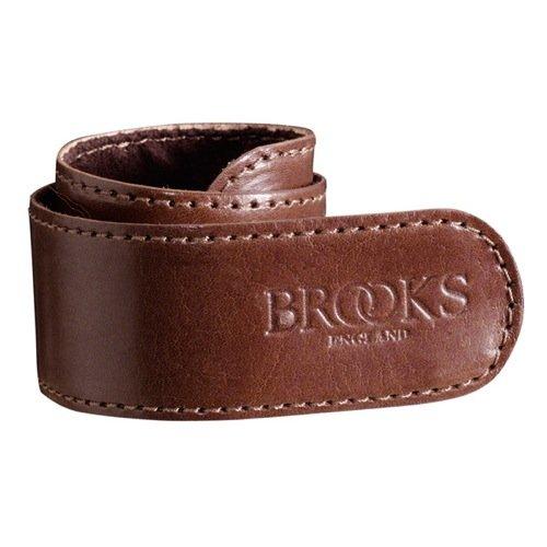 Brooks England Ltd Kettenschützer Hosespannband, antikbraun, BTR1A07205