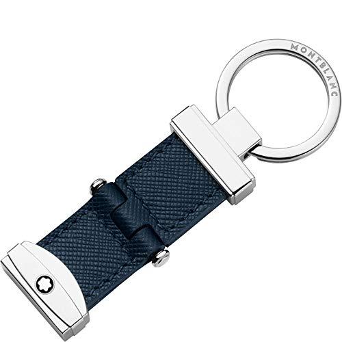 Montblanc Sartorial Schlüsselanhänger, 9 cm, Blau