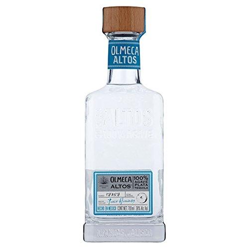 Olmeca Altos Plata Tequila 700ml (Pack of 70cl)