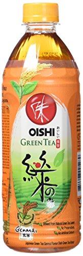 OISHI Grüner Tee Genma, 24er Pack (24 x 500 ml)