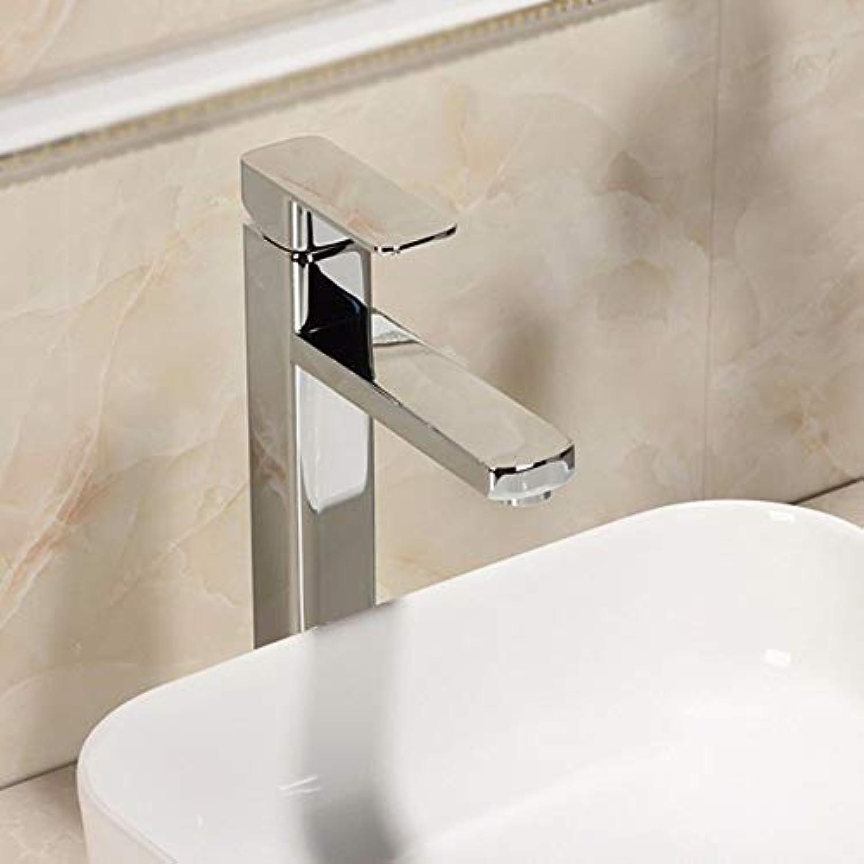 HhGold Einlochmontage-Spültischbatterie aus Edelstahl für Küchenbadezimmer
