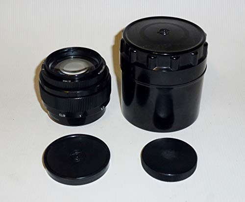 Jupiter 9 85mm F2