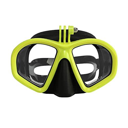 K-Park Gafas De Buceo para Niños Gafas De Natación para Niños Máscara De Buceo De Alta Definición para Niños con Protección Hermética Y UV, Gafas De Natación Protectoras De Silicona Unisex workable