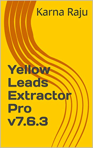 Yellow Leads Extractor Pro v7.6.3 (English Edition)