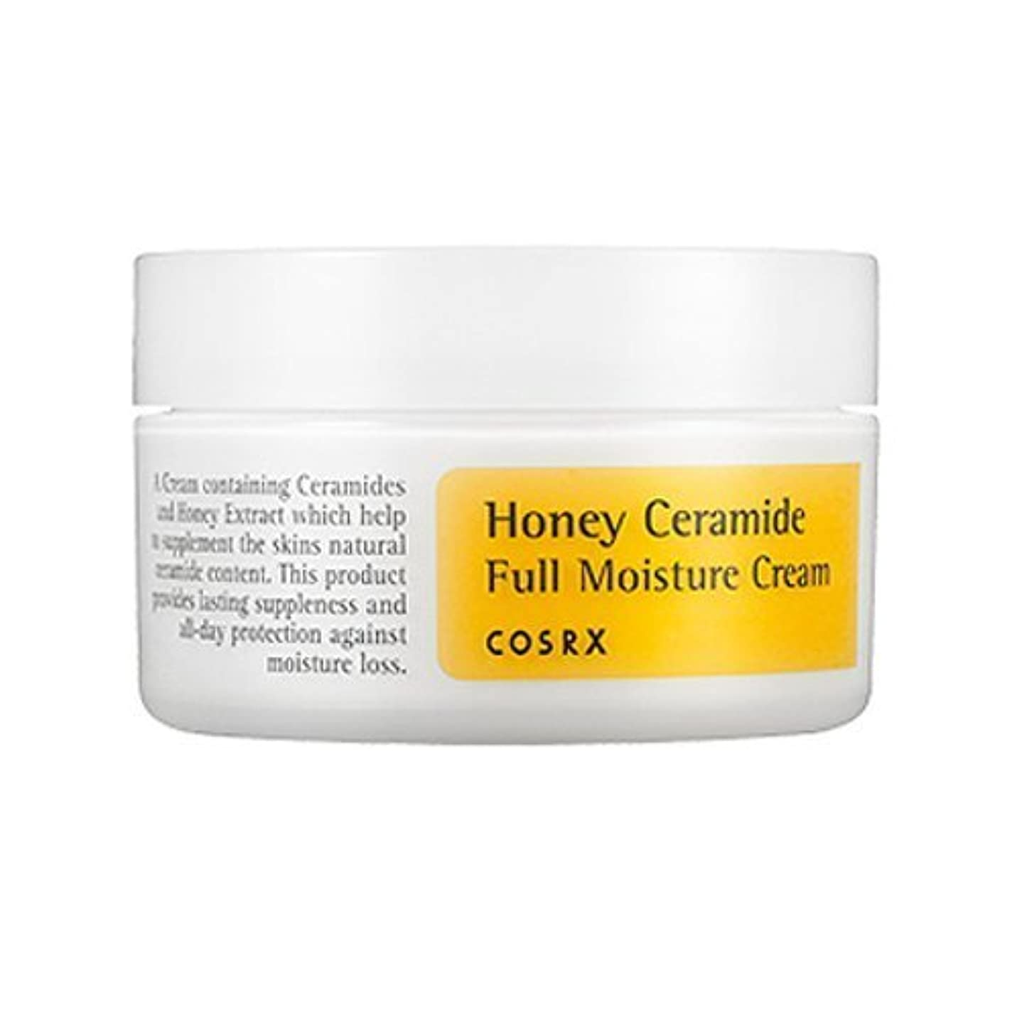 ハード宿エンゲージメント(6 Pack) COSRX Honey Ceramide Full Moisture Cream