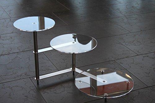 Tortenständer Rund Tortenetagere Acryl Treppe Etagere Hochzeit 3 Etagen Plexiglas Acryl Ø 20 25 30cm