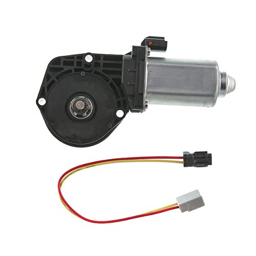 A-Premium Power Window Lift Motor Compatible with Ford Crown Victoria Lincoln Town Car Mercury Marauder 1990-2011 Front Right or Rear Left Side