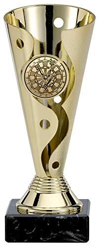 Dartpokale 3er Serie A100-DART Gold