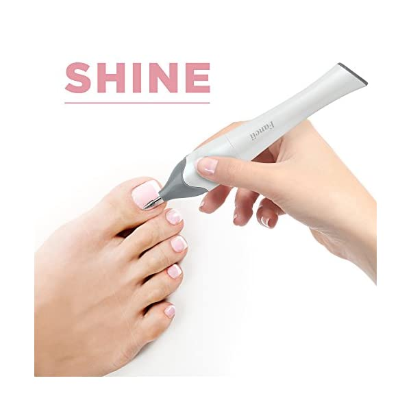 Beauty Shopping Fancii Professional Electric Manicure & Pedicure Nail File Set with Stand –