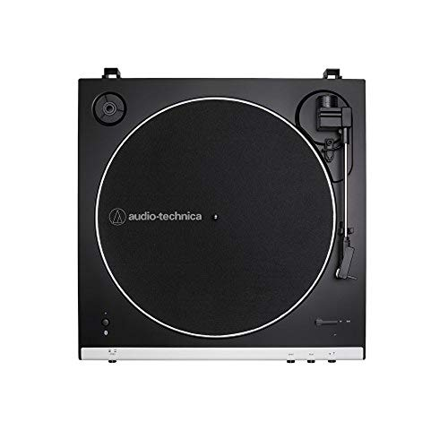 Audio-Technica AT-LP60XBT Full Automatic Wireless Belt-Drive Turntable