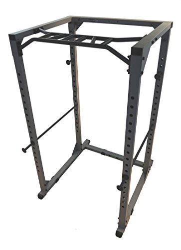 Body-Solid GPR-380 Power-Rack Power-Cage mit Multiklimmzugstange (Grundrahmen)