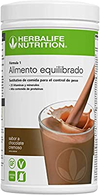 Protein Drink Mix Chocolate 638g Canister by Herbalife