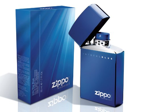 ZIPPO Into The Blue Eau de Toilette 30 ml Spray
