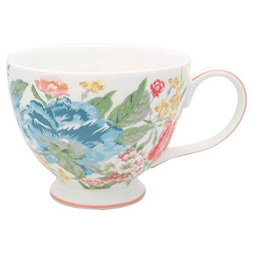 GreenGate- Teetasse/Teacup- Adele White