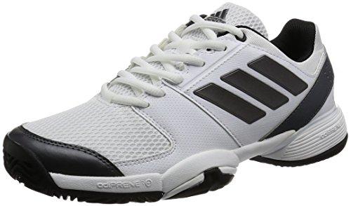 adidas Barricade Club XJ - Zapatillas de tenis para niños (AW17), color, talla 33 EU