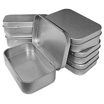Best tin storage boxes Reviews