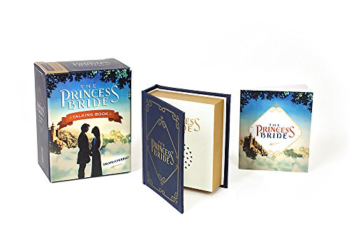 The Princess Bride Talking Book (Running Press Mini Editions)