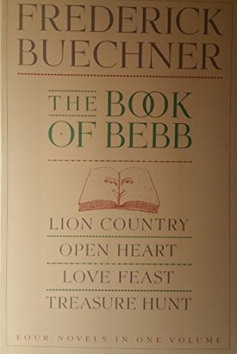 『The Book of Bebb/Lion Country/Open Heart/Love Feast/Treasure Hunt』のトップ画像