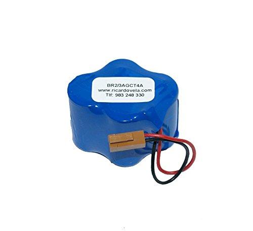 ricardovela - Batería br2/3agct4a para Robot fanuc