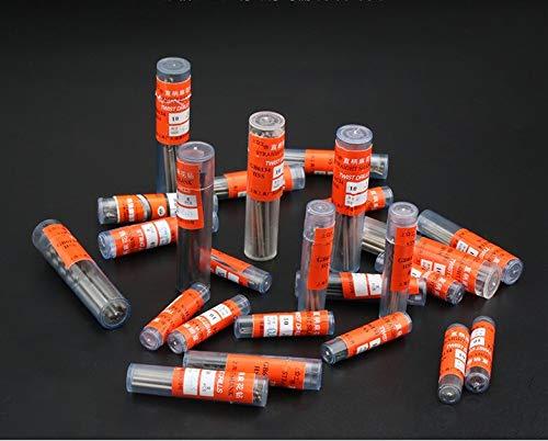 Manyao Hss Twist Drill Bit Set Tiny Very Small Micro Rolson Model Craft Drill Bits Plastic/Metal/Wood Drilling mini drill (Hole Diameter : A19)