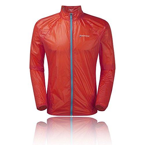 MONTANE Featherlite 7 Jacket - SS17 - X Large - Orange