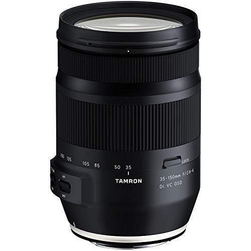 Tamron T81150 - Objetivo para cámara Canon A043E (35 - 150 mm, F 2.8-4 DI VC OSD) negro