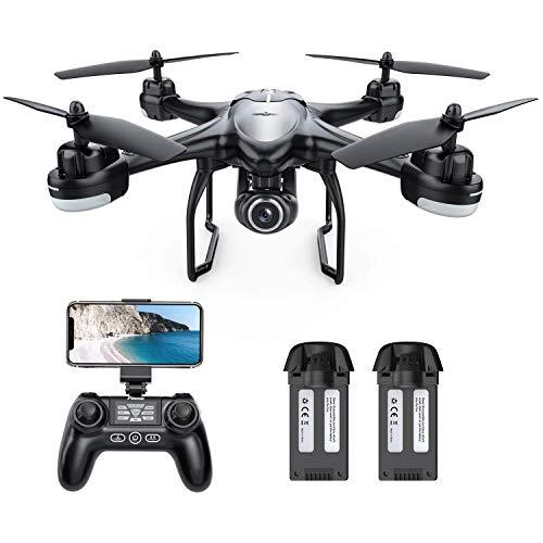Potensic T18 GPS Drone, FPV RC Quadcotper with Camera 1080P Live Video,...
