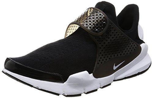 Nike Men's Sock Dart Black/White 819686-005 (Size: 7)