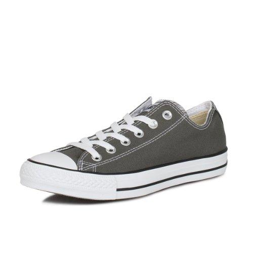 Converse Schuhe Chuck Taylor all Star Ox Charcoal (1J794C) 41 Grau
