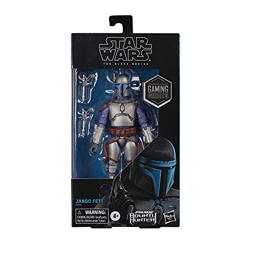 Jango Fett Figura 15 cm Star Wars Black Series