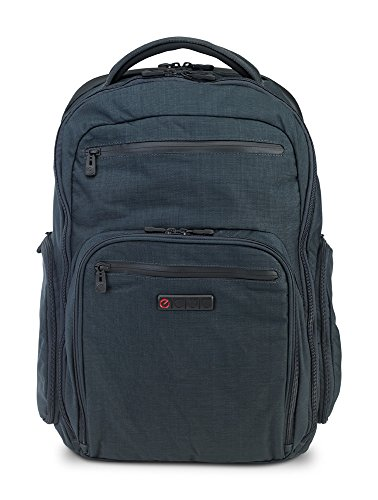 "ECBC Hercules Laptop Backpack, with 17"" Laptop Sleeve, TSA FastPass, Green"