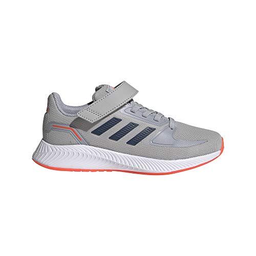 adidas RUNFALCON 2.0 C, Zapatillas de Running, Gridos/AZMATR/PLAHAL, 33.5 EU