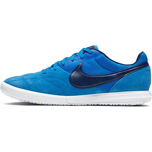 Nike Premier II Sala - Azul y blanco, Multi (N/A), 45 EU