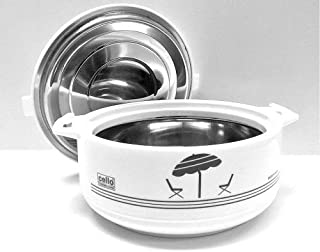 Cello CE-13.5L Chef Deluxe Hot-Pot Insulated Casserole Food Warmer/Cooler, 13.5-Liter (Design may vary)