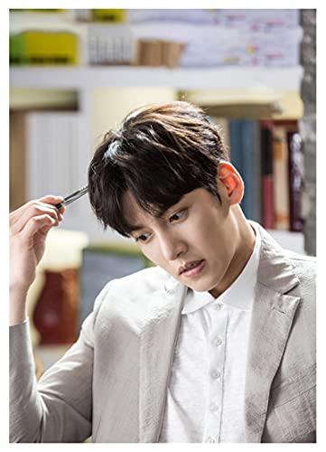 Zhengnengliang Serie de televisión clásica Coreana Está Bien no Estar Bien Carteles Pintura en Lienzo Decoración para el hogar Pintura de Pared Retro Carteles 50x70cm in J-1578