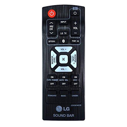Original LG nb2540a Sound Bar Fernbedienung