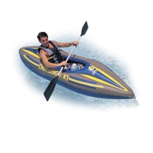 Challenger K1 (1) Person Kayak Set