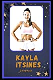 Journal: Kayla Itsines Inspired College Ruled Notebook for Writing ( 6x9, Thick...