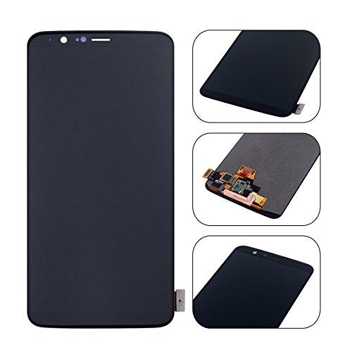 YHX-OU - Pantalla LCD de Repuesto para OnePlus 5T de 6,1