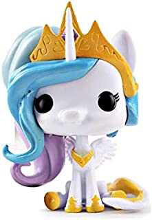 Funko POP MLP: My little pony film - the vinyl character of the Rainbow Dash collection