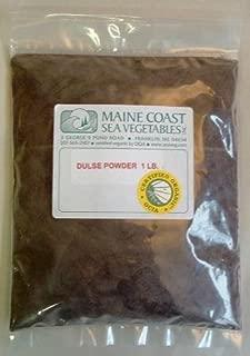 Organic Raw Dulse Powder - 1 Lb