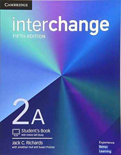 Interchange 2A - Student´s Book With Online Self-Study - 05 Edition