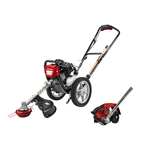 Learn More About Southland SWSTM4317EA Wheeled String Trimmer and Edger Combo KIT, Red