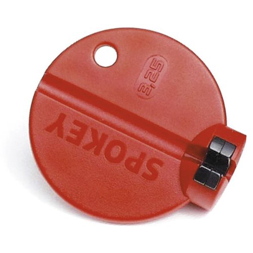 KLICKfix Speichenspanner Spokey Professional 3.25, Rot, One Size