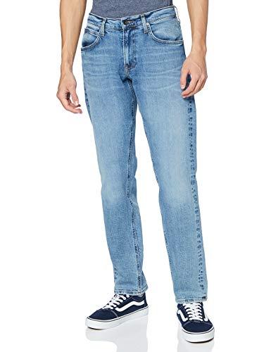 Lee Daren Zip Fly Jeans, Mid Sidney, 54 IT (40W/34L) Uomo