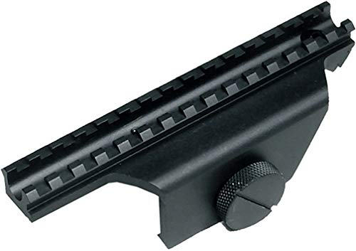 UTG New Gen 4-Point Locking Deluxe M14/M1A Scope Mount , Black